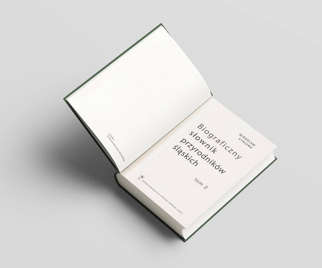 Książka z grzbietem