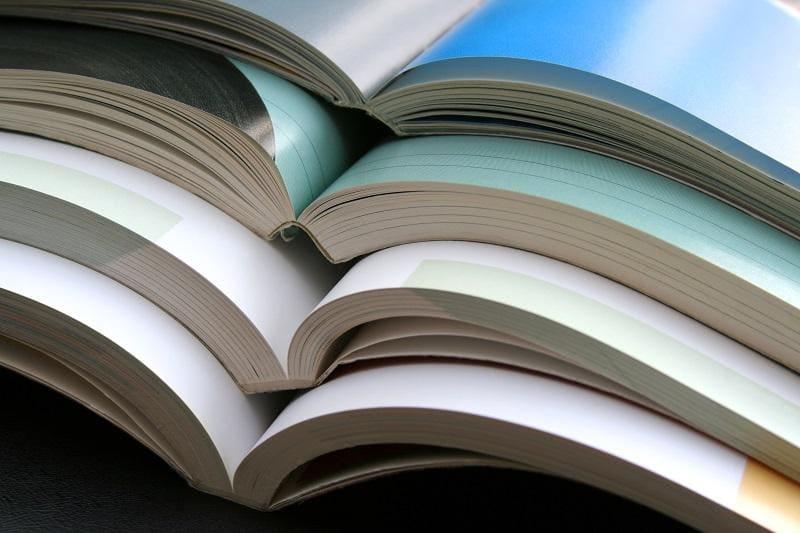 kolorowe magazyny